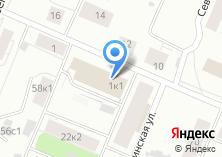 Компания «СМАРТ» на карте