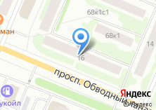 Компания «Нотариус Дубовская В.В» на карте