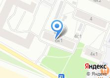 Компания «Крепыш» на карте