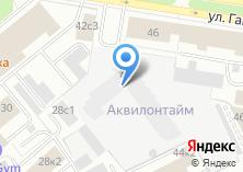 Компания «Помор Лайн» на карте