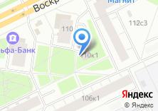 Компания «Корзина» на карте