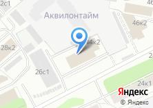 Компания «Нотариус Мамонова Т.А» на карте