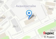 Компания «Логоша» на карте