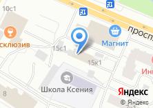 Компания «Ателье на проспекте Ломоносова» на карте
