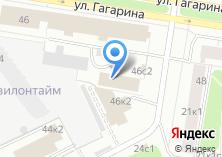 Компания «Дисма» на карте