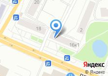 Компания «Винный лабиринт» на карте