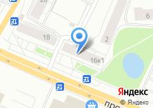 Компания «Pro-спорт» на карте