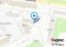 Компания «Куры Гриль» на карте