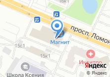 Компания «IN MEMORY» на карте