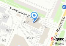 Компания «Архангельский центр аддитивных технологий» на карте