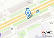 Компания «Территориальное агентство воздушных сообщений» на карте