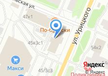 Компания «Интэлиджент Продактс Сервис» на карте