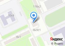 Компания «Почтовое отделение связи №69» на карте