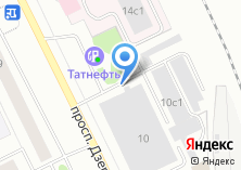 Компания «Шиномонтаж у Ладушки» на карте