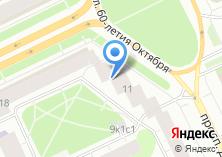 Компания «Северный банк Сбербанка России» на карте