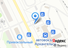 Компания «Автостоянка на Дзержинского» на карте