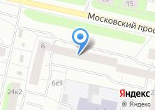 Компания «Мастерская по ремонту обуви на Московском проспекте» на карте