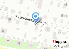 Компания «Единый лесопожарный центр» на карте