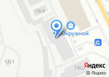 Компания «Калейдоскоп дверей» на карте