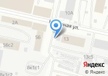 Компания «Юкон» на карте