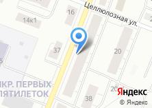 Компания «Почтовое отделение связи №59» на карте