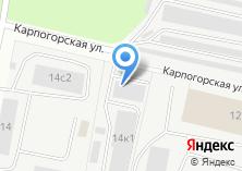 Компания «ИНТЕРОИЛ» на карте