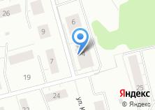Компания «Общежитие Северный (Арктический) федеральный университет им. М.В. Ломоносова» на карте