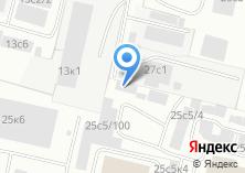 Компания «LUX» на карте
