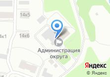 Компания «Одномандатный избирательный округ для проведения выборов депутатов Архангельской городской Думы №1» на карте