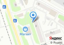 Компания «СОГИ» на карте