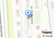 Компания «Исакогорская библиотека №12» на карте