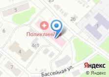 Компания «СОГАЗ-Мед» на карте