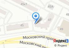 Компания «Фитнес студии Елены Спицыной» на карте