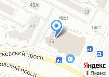 Компания «Русский пуховик» на карте