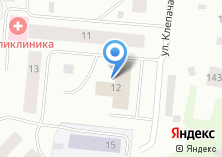 Компания «Техническая библиотека станции Исакогорка» на карте
