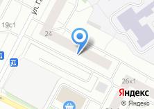 Компания «СТРОЙ УСПЕХ» на карте