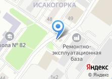 Компания «Хлебное место» на карте