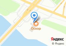 Компания «Оскор» на карте