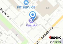 Компания «ДАВавто» на карте