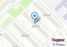 Компания «Варавино» на карте