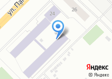 Компания «Архангельский колледж телекоммуникаций» на карте