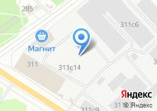 Компания «Южный округ» на карте