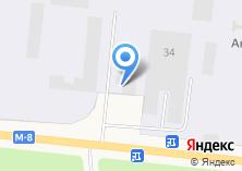 Компания «Роскамсервис» на карте