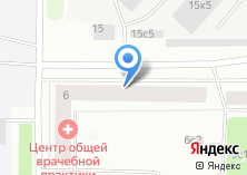 Компания «Городская поликлиника» на карте