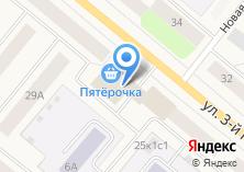 Компания «Сеть магазинов радиотоваров» на карте