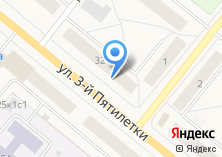 Компания «Ландыш» на карте