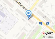 Компания «Ната» на карте