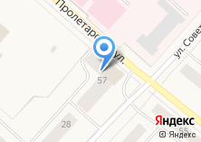 Компания «ЗАГС г. Новодвинска» на карте