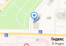 Компания «Qiwi» на карте