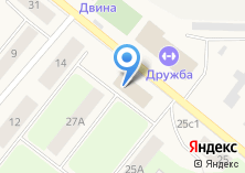 Компания «Новодвинская энергетическая сетевая компания» на карте